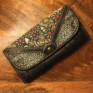 Target Trifold Long Wallet